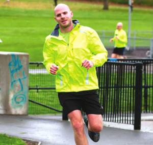 Leicester-man to run a marathon every remaining month this year to raise funds for charity