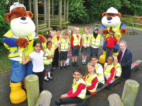 Redrow's Bright Idea To Keep Children Safe