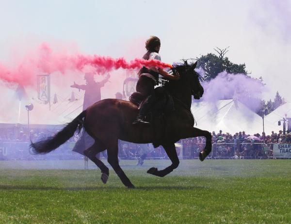 Holkham Country Fair returns to North Norfolk with spectacular line up