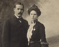Harry Longabaugh (Sundance Kid) and his wife