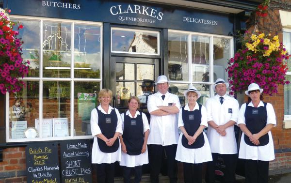Clarkes of Queniborough's Christmas Fayre is fantastic! Sat 2nd November