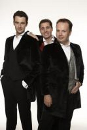 The Celtic Tenors Sing for Hope