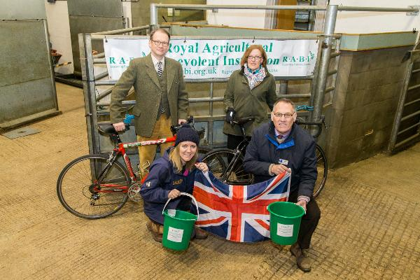 Beef It Up With Farming Charity