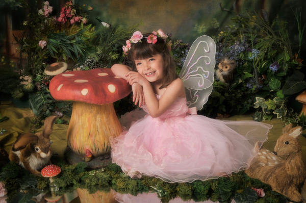 Fairies and elves wanted for photograph competition