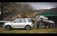 Land Rover Continues Support for British Rural Communities with the 2014 Prince's Countryside Fund Land Rover Bursary