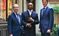 Top Savile Row tailors to host professional clothing awards 2012
