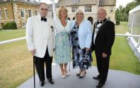 Nevill Holt Holds an Evening in Aid of the Army Benevolant Fund