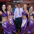 R & R Productions Gemma Phelan, Sophie Clark, Tilley Faulkner and Rosie with Syed