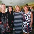 Sarah Glover, Zoe Roberts, Mandy Gladdle and Andrea Ramsbottom