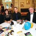 Josh & Lesley Chandler, Kevin Harriman and David Bannister
