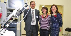 £2 Million Surgical Robot For Leicester's Hospitals