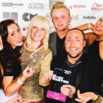Malcolm Murphy Hair, Scoops 'Best Local Salon' Title
