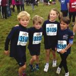 Archie & friends took on 'Junior Tough Mudder' to raise nearly £2,800!