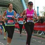 Raising Funds For Charities Running The London Marathon