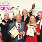 Leicestershire Cares Awards 2015: Winners