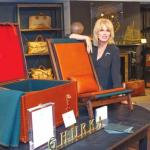 Joanna Lumley OBE joins Ghurka to celebrate the launch of the G200 collection for The Gurkha Welfare Trust marking 200 years of service to the Crown