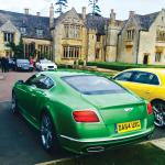 A Right Royal Bentley