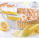 Lemon & Lime Meringue Pie