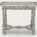 Silver Side Table c. 1670 (Royal Collection Trust, (c) Her Majesty Queen Elizabeth II, 2017