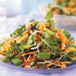 Slaw salad with Mango and Chilli