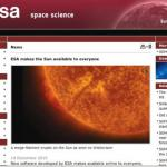 ESA makes the Sun available to everyone