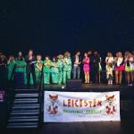 Staff showcase their talents for children's cancer appeal