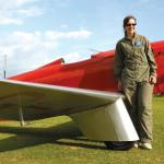 Leicestershire woman trains as commercial pilot in aero club first