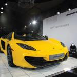 12C Spider Convertible Sport Car Offers Spectacular Performance with Remarkable Functionality