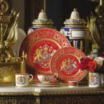 The official china range to commemorate the 60th anniversary of The Queen's Coronation