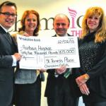 St James's Place Present Rainbows With £25,000 Donation