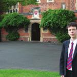 Mathematics Gold Medal for Loughborough Grammar School Student