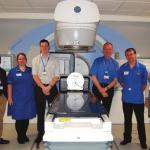 Musgrove Delivers New Radiotherapy Treatment With Less Side Effects For Patients
