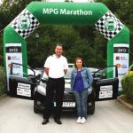Duo win green driving competition