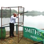 Smiths Gore and local landowners raised in excess of £3,000 for local charities
