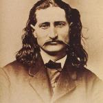 "James Butler Hickok Better known as ""Wild Bill"" Hickok"