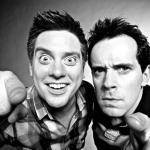 Dick and Dom - Image: copyright Bill Waters