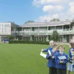 Fairfield Preparatory School is a class above with an £8m expansion
