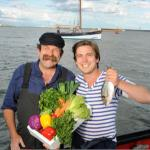 The Hungry Sailors set Sail for Falmouth Oyster Festival