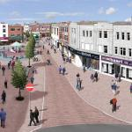 Public exhibition on Loughborough transport scheme