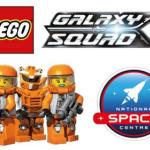 Prepare for lift off with LEGO® Galaxy Squad at the National Space Centre!